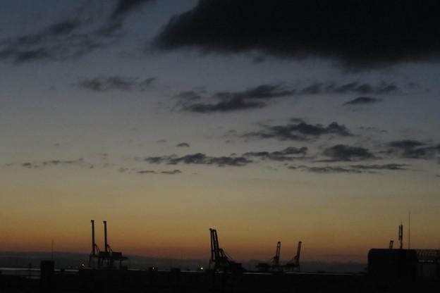 Photos: ポートアイランド 夜明け前_03