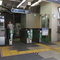 花隈駅 改札口工事_01