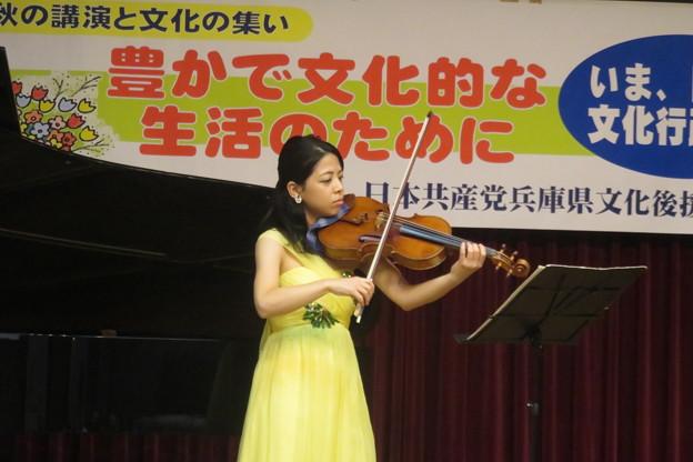 ヴィオラとピアノの演奏_02