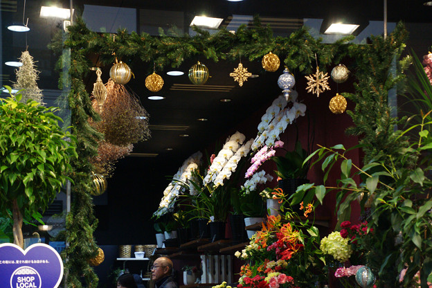 三宮センター街 クリスマス散策_01