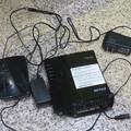 Photos: 壊れた無線LAN親機