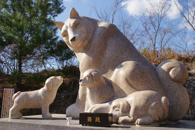 白崎八幡宮 干支 戌_01