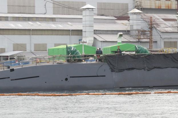 川崎造船 潜水艦建造_02