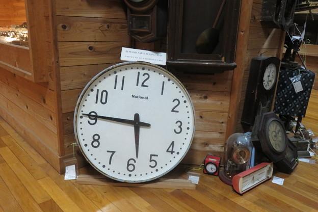 震災の時計