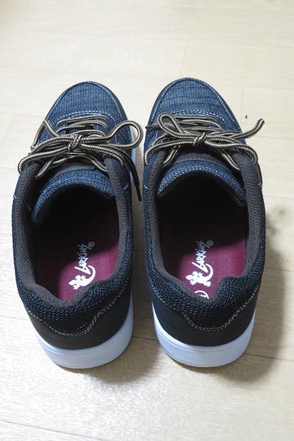 Photos: 新しい靴_03