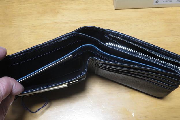 新しいお財布 お札は2ケース
