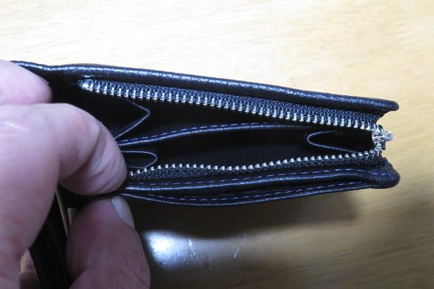 新しいお財布 コインも2ケース