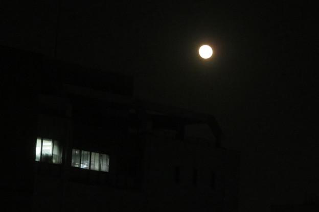 Photos: 月齢14・8の月_01