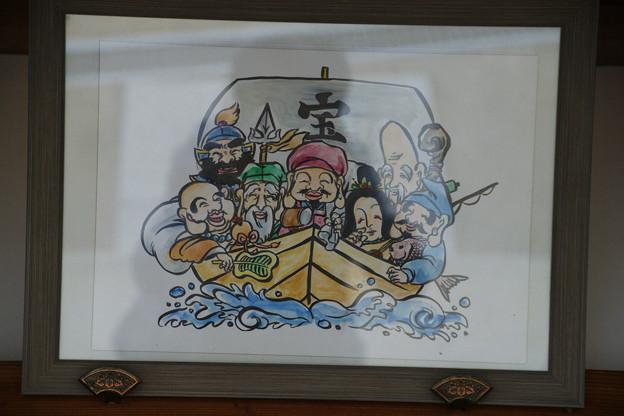 臨済寺 宝船