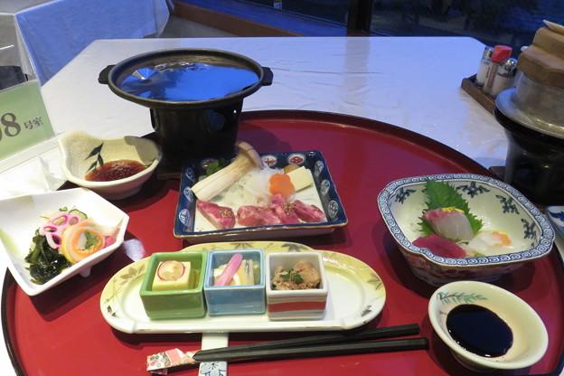琴平リバーサイドホテル夕食_01