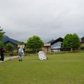 Photos: 安曇野ちひろ美術館に向かう