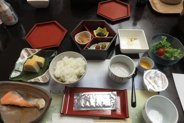 Photos: すずむし荘 朝食_01