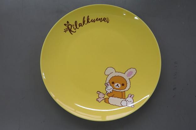 リラックマのお皿_02