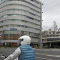 Photos: 三宮交差点 信号実験_01