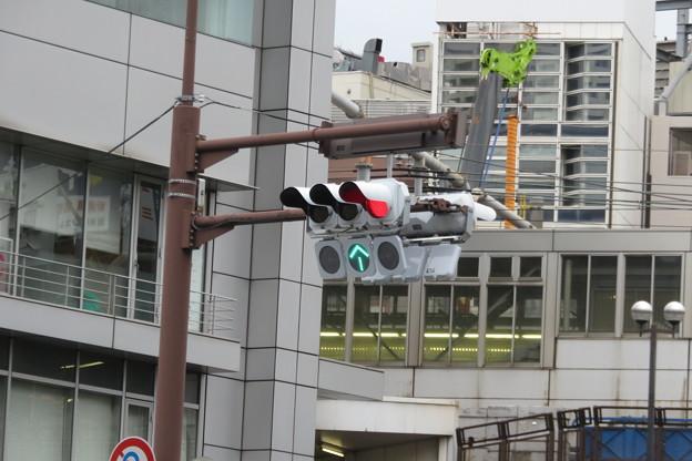 三宮交差点 信号実験_02