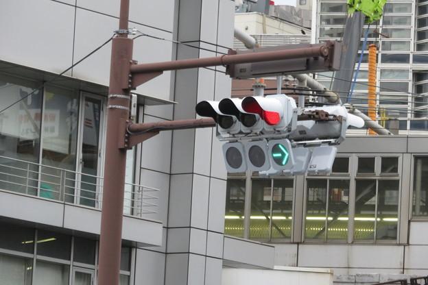 三宮交差点 信号実験_04