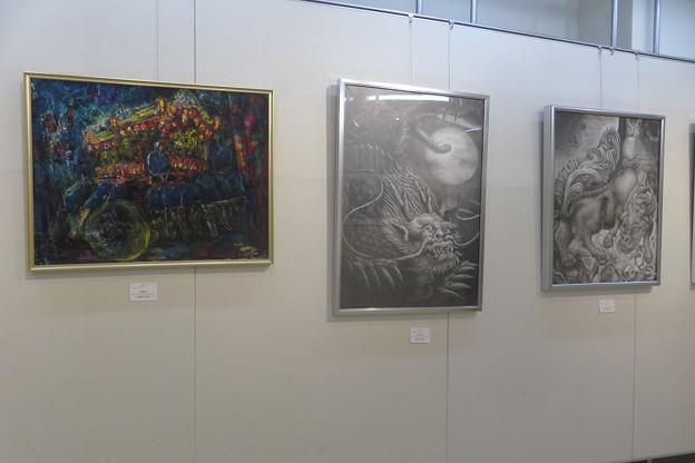 Photos: 兵庫県平和美術展 展示_13