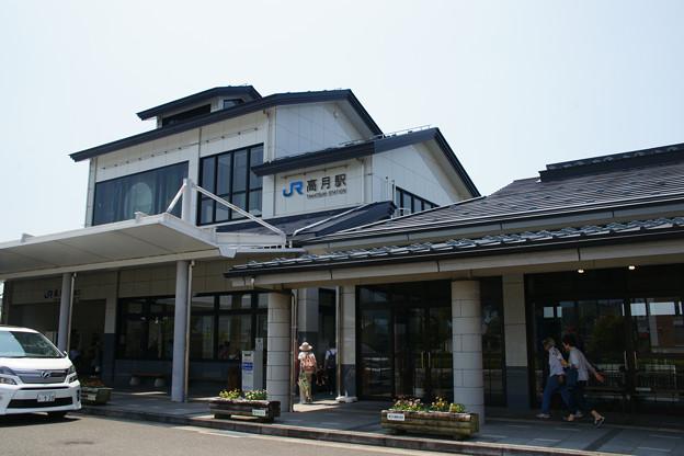 Photos: 高月駅にて_01
