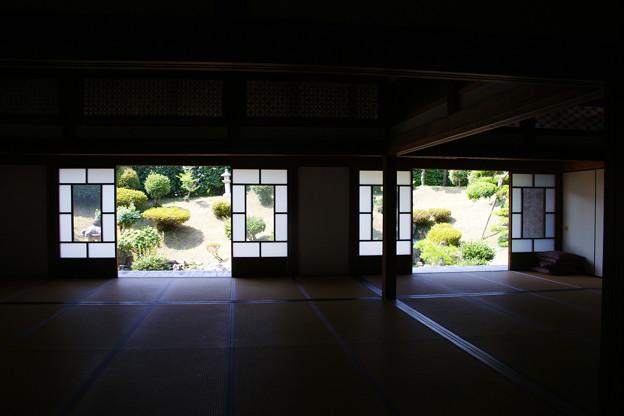 木之本 地蔵院 庭園_02