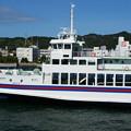 Photos: 直島航路 フェリーからの眺め_02