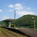 Photos: 北河内駅 ホームにて_02