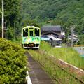 Photos: 北河内駅 上り車両_01