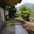 Photos: 南桑駅 上り車両_01