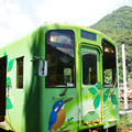 Photos: 南桑駅 上り車両_02