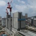 JR三ノ宮 ターミナルビル解体_01