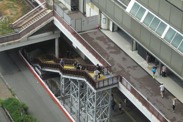 Photos: JR三ノ宮 臨時階段_01