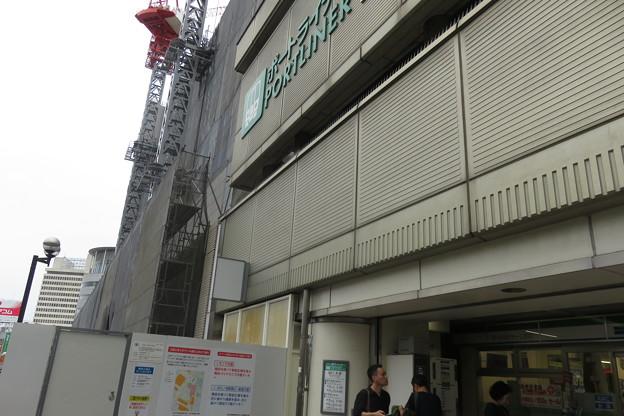 JR三ノ宮~阪急三宮2階連絡通路封鎖_01