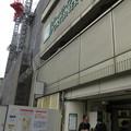 Photos: JR三ノ宮~阪急三宮2階連絡通路封鎖_01