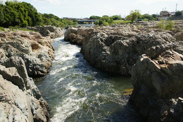 闘竜灘 掘割水路_05