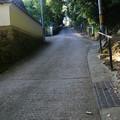 Photos: 光明寺 急な坂道_02