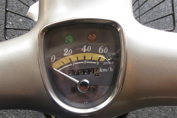 バイク バッテリー交換前_02