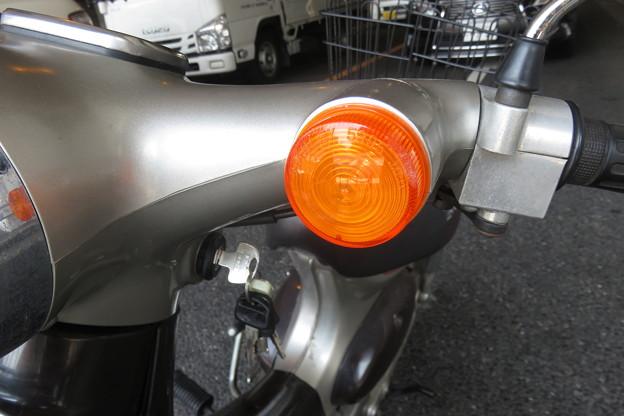 バイク バッテリー交換前_03
