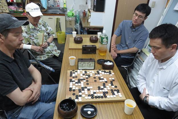 囲碁A 3位決定戦