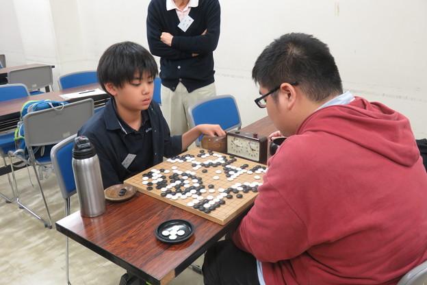 囲碁A級 決勝戦