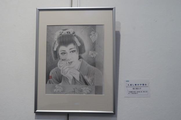 二人展 堀口冨士子_04