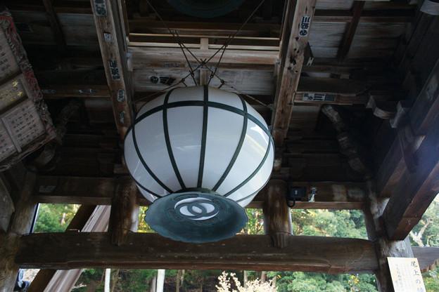 長谷寺 登廊の灯篭