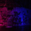 Photos: 滝のライトアップ_02