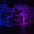 Photos: 滝のライトアップ_04