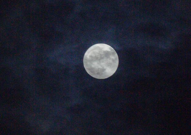 Photos: 霜月の満月_02