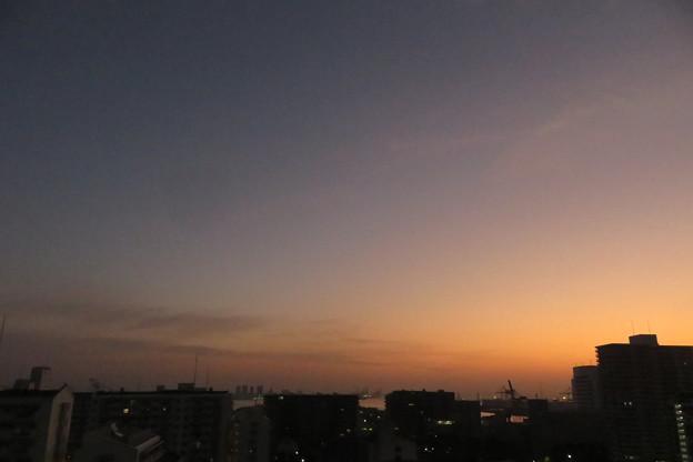 ポートアイランド夜明け前_02