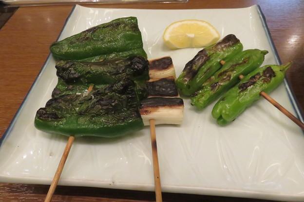 Photos: 鳥光 野菜焼き