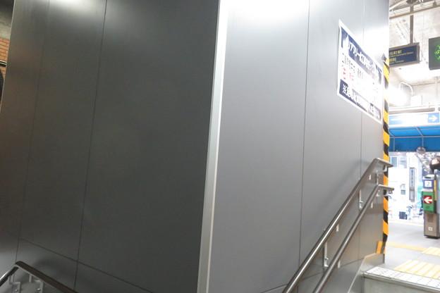 花隈駅 エレベーター工事_03