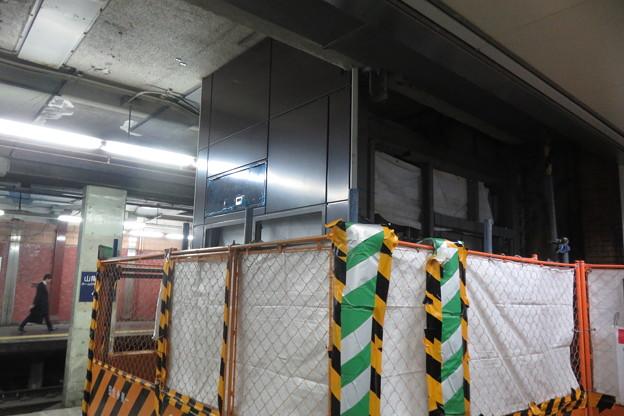 花隈駅 エレベーター工事_07