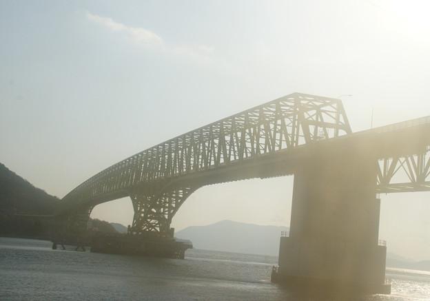 山陽本線 大島大橋