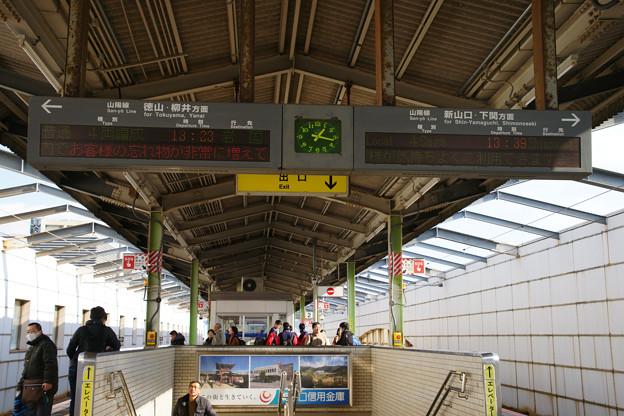 山陽本線 防府駅ホームにて_01