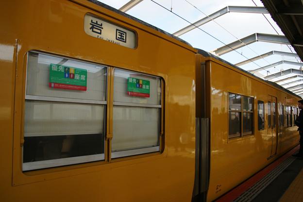 山陽本線 防府駅ホームにて_05